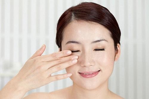 massage mặt
