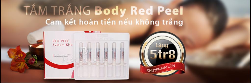 tắm trắng toàn thân an toàn hiệu quả tại Hà Nội