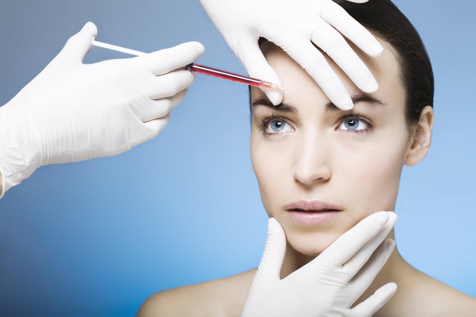 Phẫu thuật thẩm mỹ căng da mặt