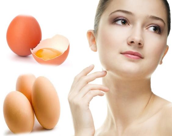 căng da bằng trứng