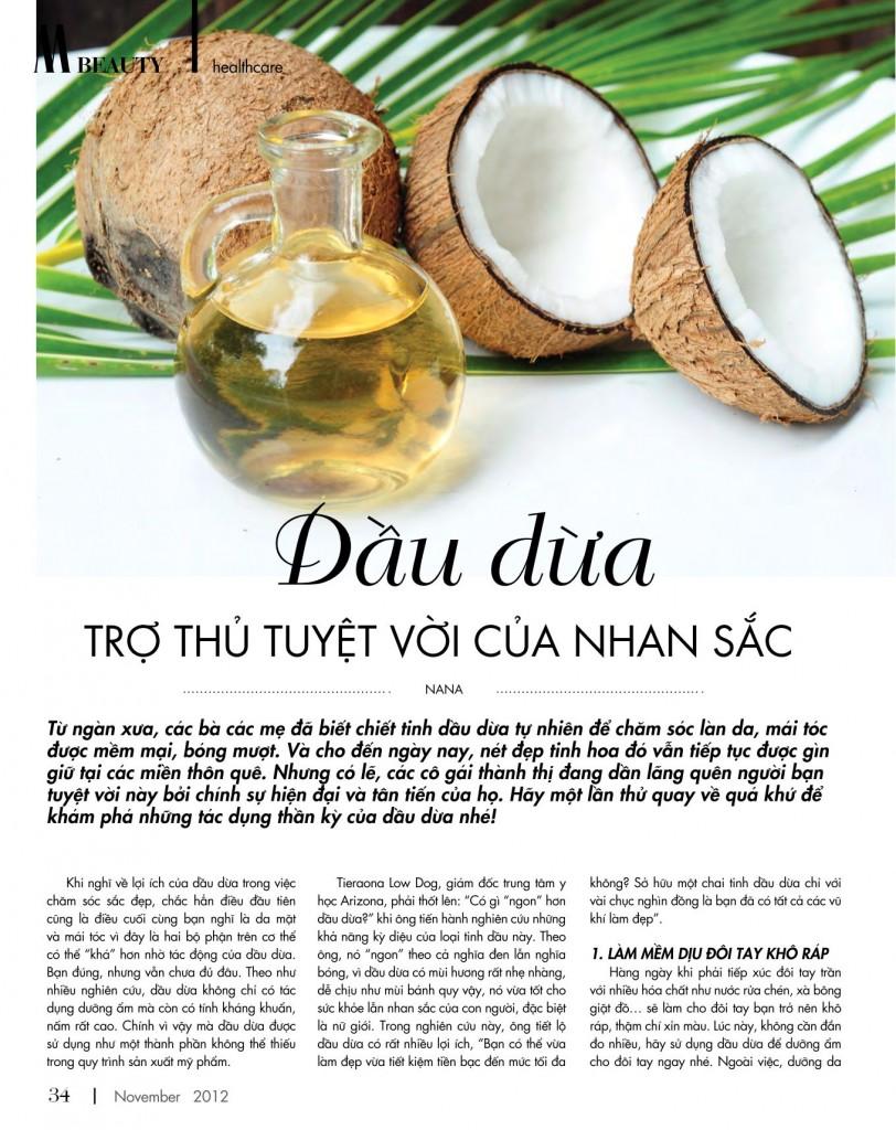Dầu-dừa