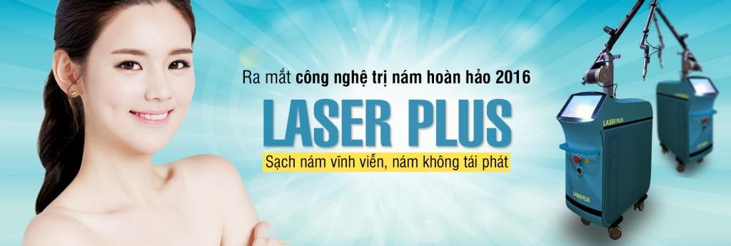 Laser plus