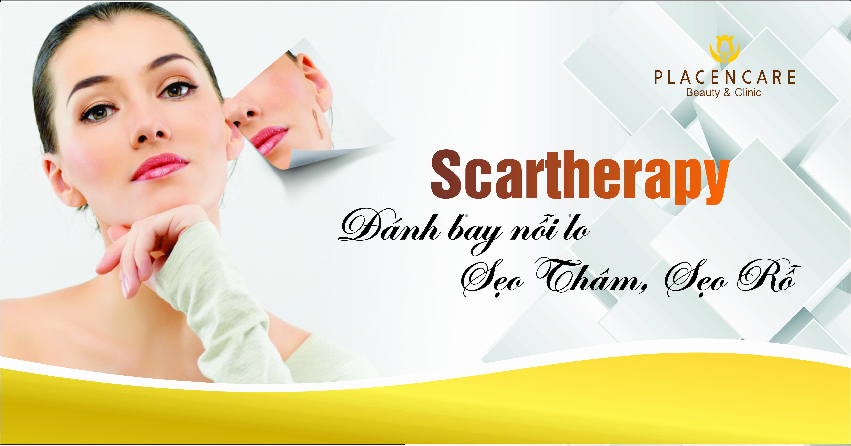 Công nghệ Scartherapy – Đánh tan mọi vấn đề sẹo thâm, sẹo rỗ hiệu quả