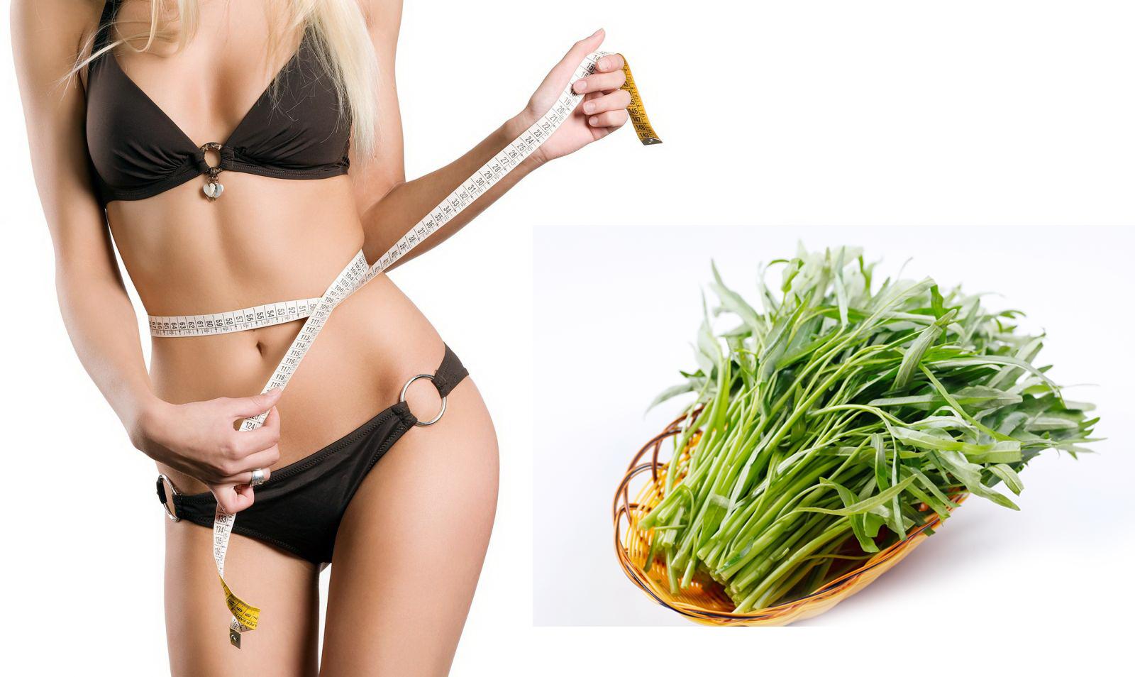 Bí quyết ăn rau muống giúp giảm cân và ngăn ngừa ung thư hiệu quả