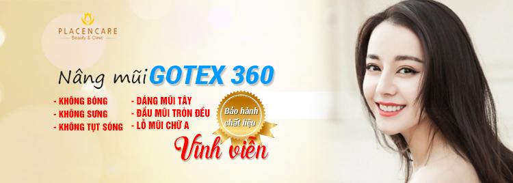 Nâng mũi Gotex 360